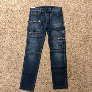 Men's Diesel Black Gold Japanese Denim (Rare)32/31